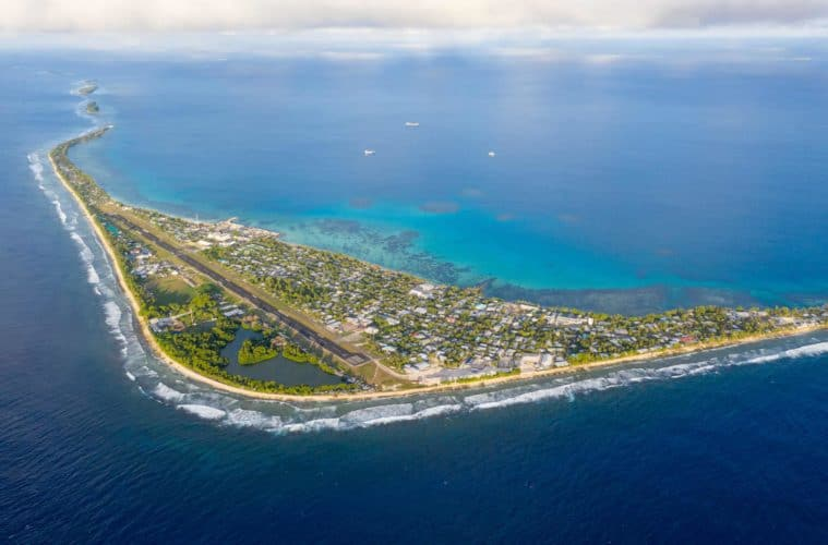 Tuvalu: An unknown paradise